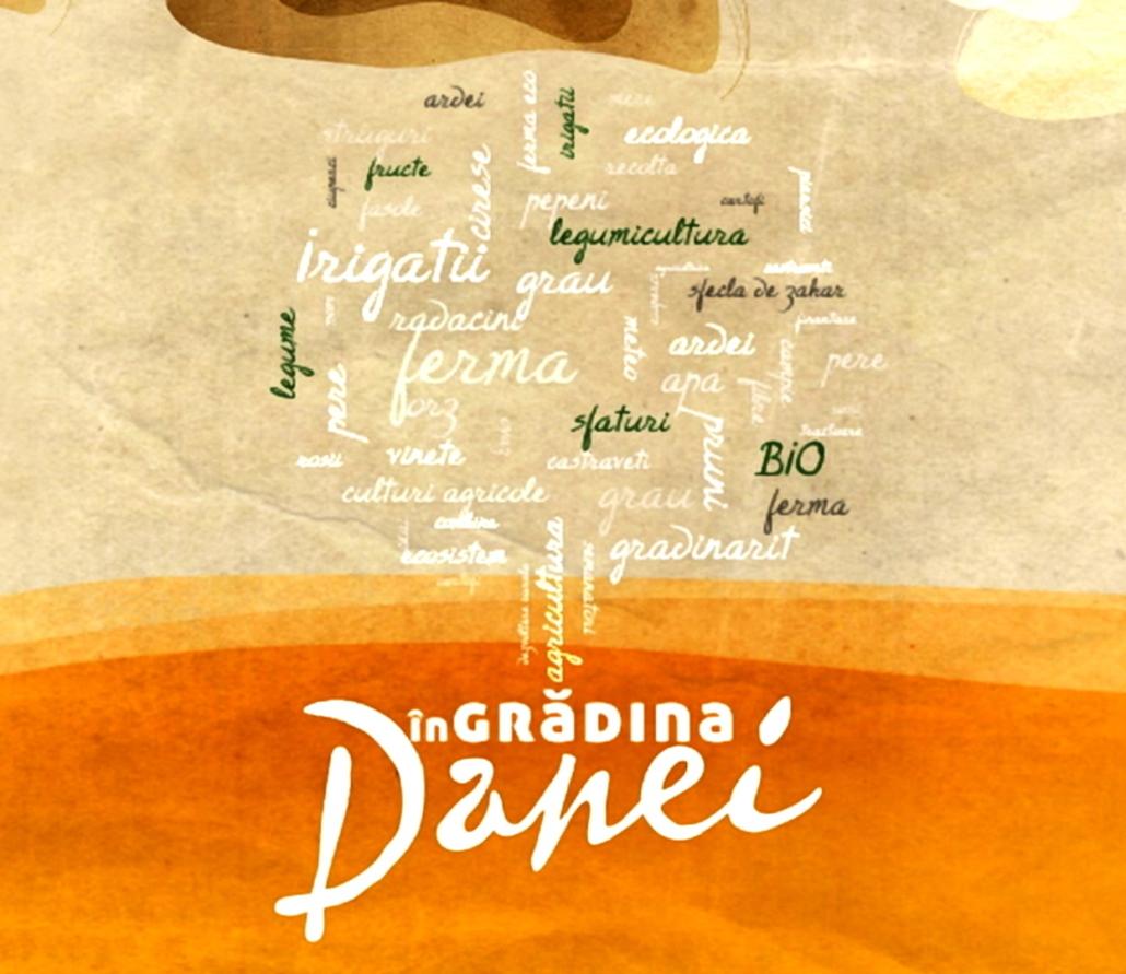 Logo Emisiune In Gradina Danei Proiect Gradina